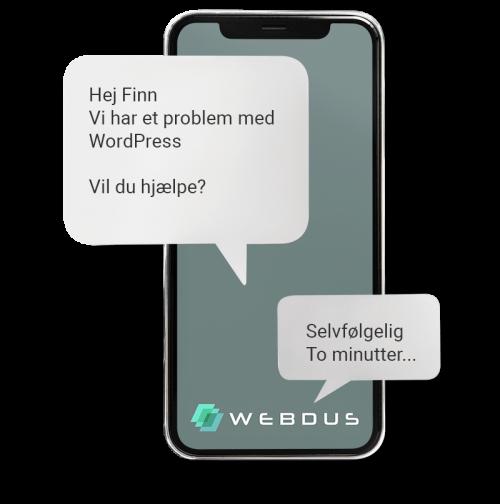 wordpress-serviceaftale